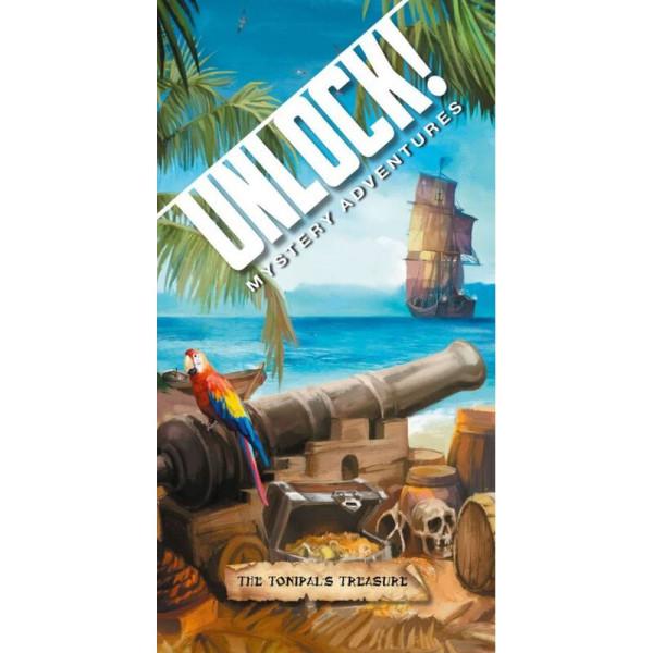 Unlock! - Der Schatz auf Tonipal Island (Einzelszenario)