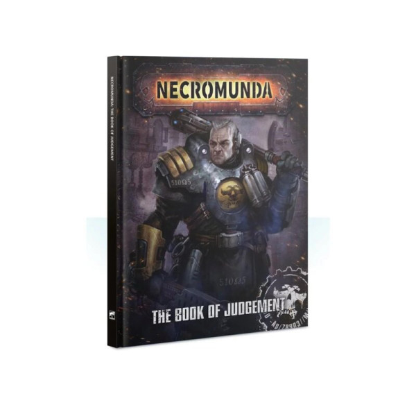 NECROMUNDA: THE BOOK OF JUDGEMENT (ENG) (300-41-60)