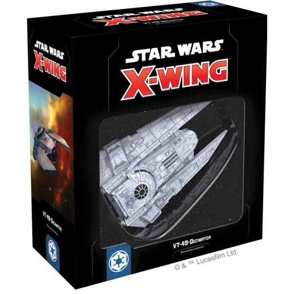 Star Wars: X-Wing 2.Ed. - VT-49-Decimator