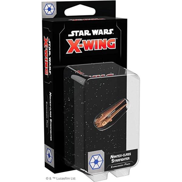 Star Wars: X-Wing 2.Ed. - Sternenjäger Nantex- Klasse