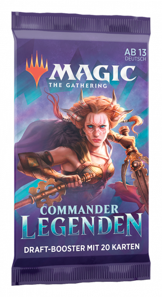 Commander Legenden - Draft Booster (DEU)
