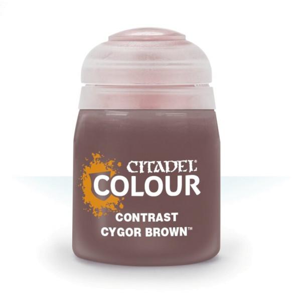 CONTRAST: CYGOR BROWN (18ML) (29-29)