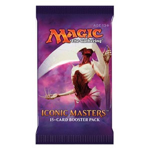 Iconic Masters - Booster (ENG)