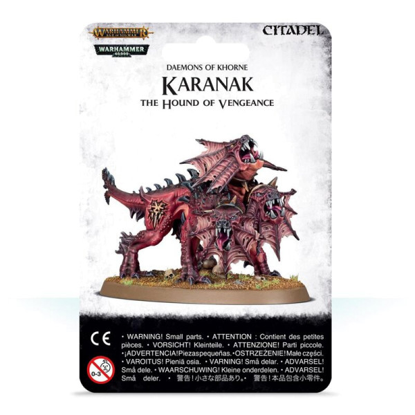 KARANAK THE HOUND OF VENGEANCE (97-64)