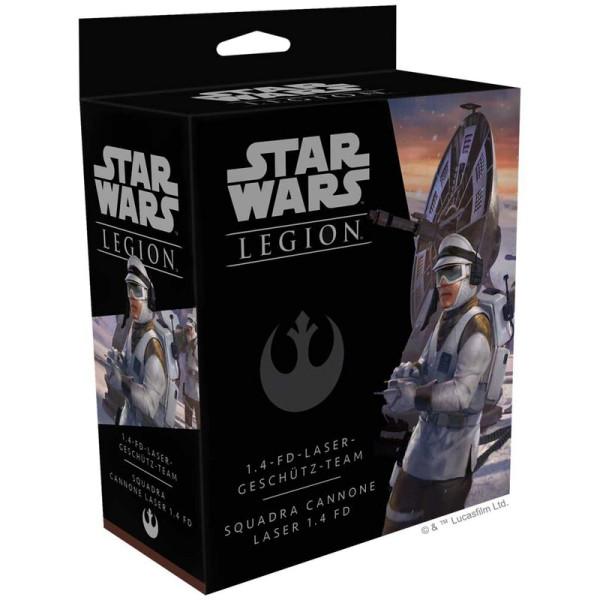 Star Wars: Legion - 1.4-FD-Lasergeschütz-Team