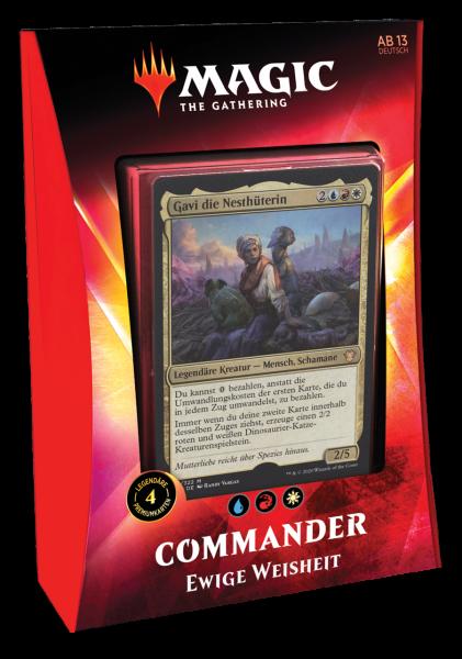 Commander Ikoria - Ewige Weisheit (DEU)