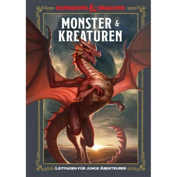 Ulisses Monster & Kreaturen: Ein Leitfaden für junge Abenteurer