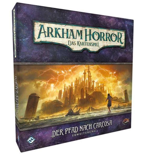 Arkham Horror: LCG - Der Pfad nach Carcosa