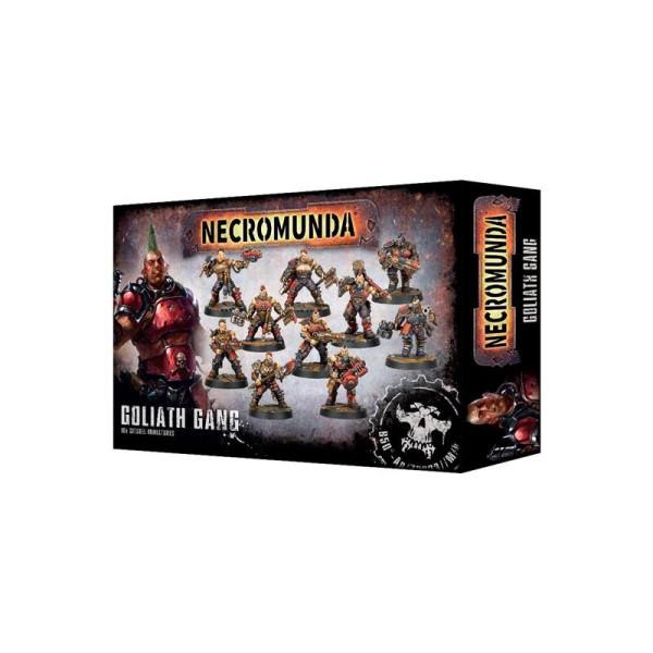 NECROMUNDA GOLIATH GANG (300-10)