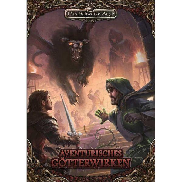 Aventurisches Götterwirken (Hardcover)