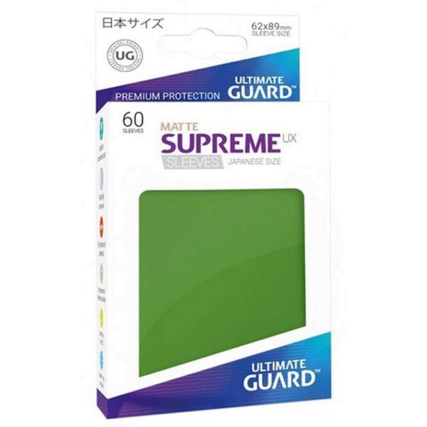 Supreme UX Sleeves Japanische Größe Matte Green (60)