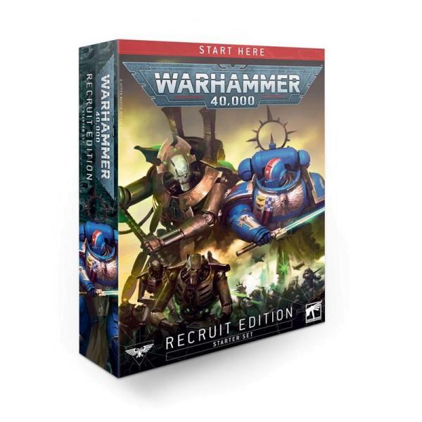 WARHAMMER 40000: RECRUIT (ENG) (40-04)