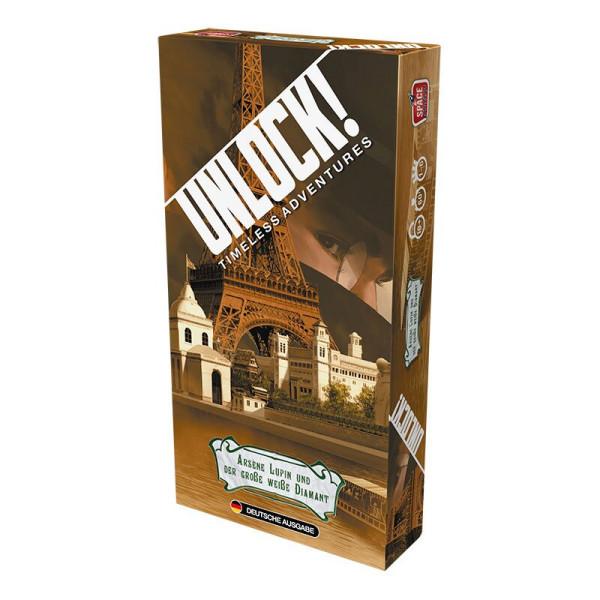Unlock! - Arsène Lupin und der große weiße Diamant (Einzelszenario)