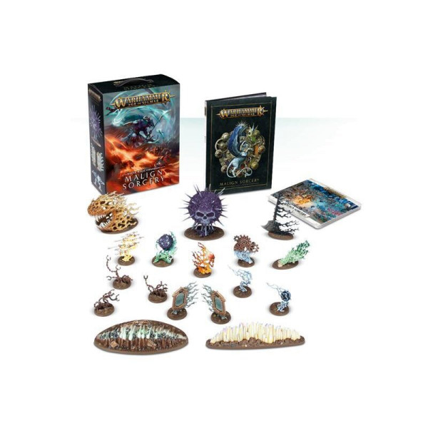 AGE OF SIGMAR: MALIGN SORCERY (ENG) (80-27-60)