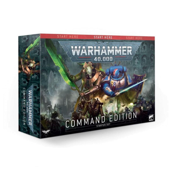 WARHAMMER 40000 COMMAND EDITION (ENG) (40-05)