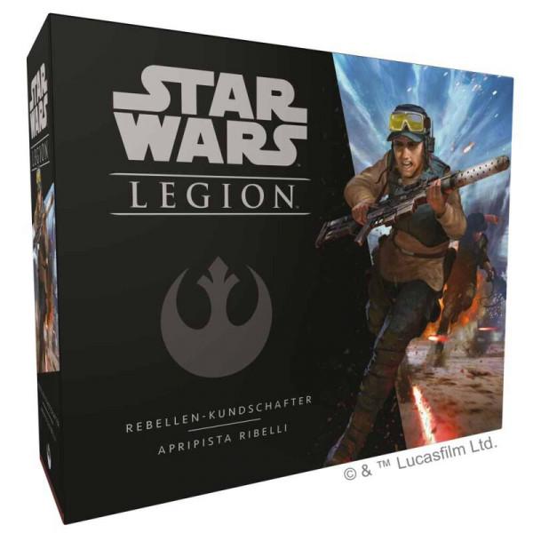 Star Wars: Legion - Rebellen-Kundschafter