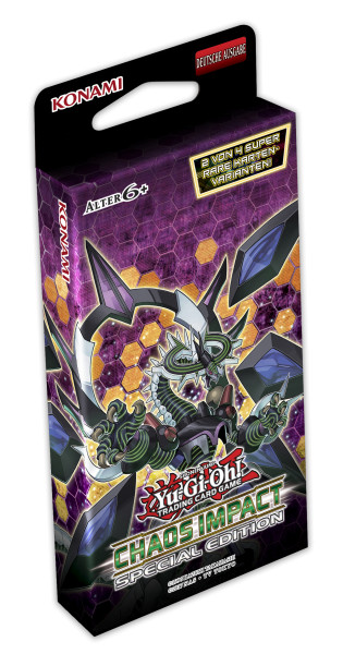 Chaos Impact - Special Edition (DEU) 1. Auflage