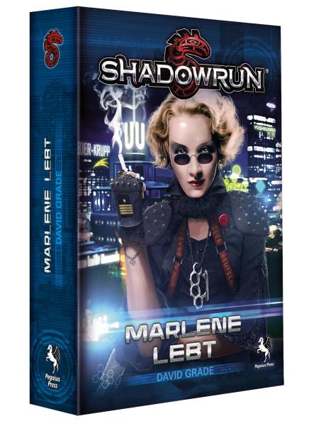Shadowrun: Marlene lebt (Roman)