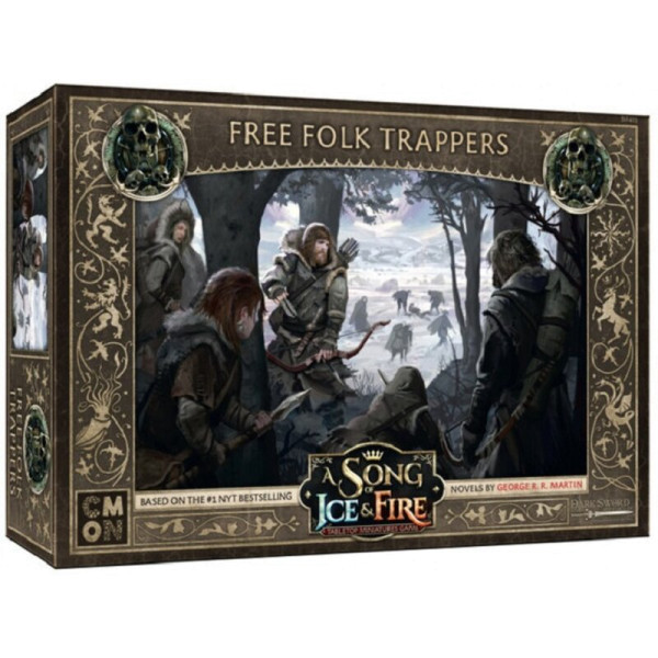 A Song of Ice & Fire - Free Folk Trappers (Fallensteller des freien Volkes)