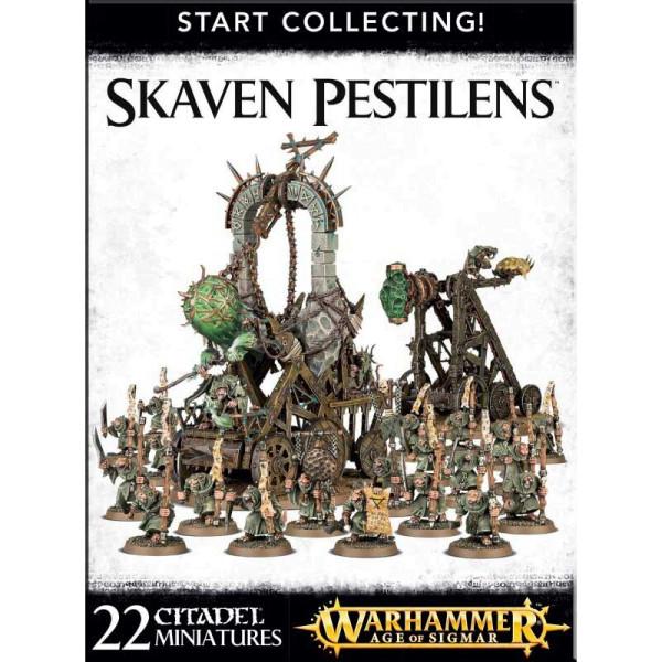 START COLLECTING! SKAVEN PESTILENS (70-90)