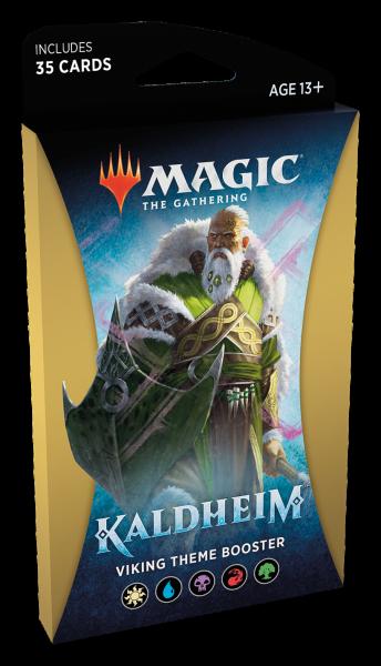 Kaldheim - Theme Booster Vikings (ENG)
