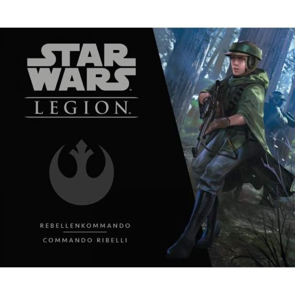 Star Wars: Legion - Rebellenkommandos