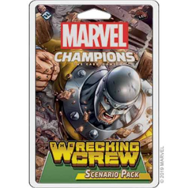 Marvel Champions The Card Game: The Wrecking Crew - EN