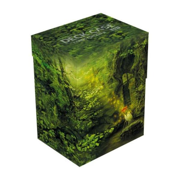 Deck Case 80+ Standard Size Lands Edition II Forest
