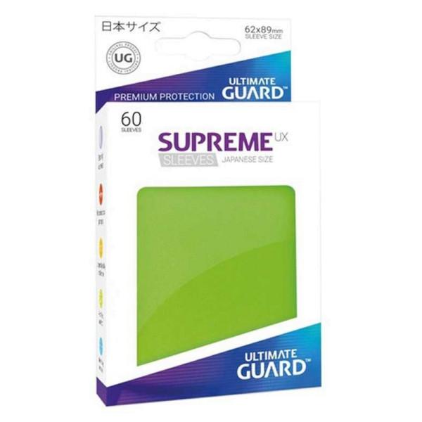 Supreme UX Sleeves Japanische Größe Light Green (60)