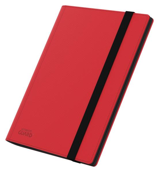 9-Pocket FlexXfolio XenoSkin™ Red