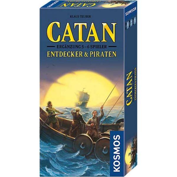 Catan - Entdecker & Piraten 5-6 Spieler