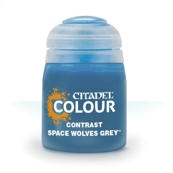 CONTRAST: SPACE WOLVES GREY (18ML) (29-36)