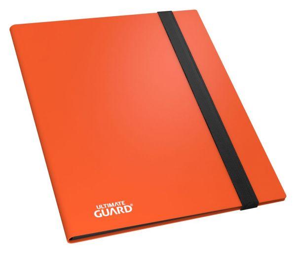 9-Pocket FlexXfolio Orange