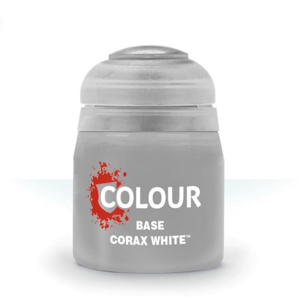 BASE: CORAX WHITE (12ML) (21-52)