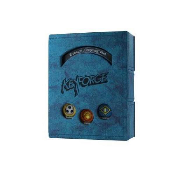 Gamegenic KeyForge Deck Book - Blue