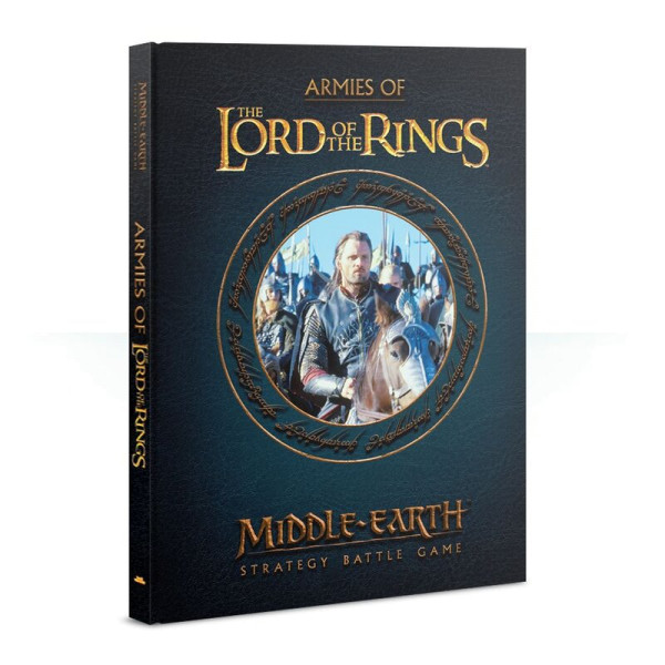 ARMIES OF THE LORD OF THE RINGS (ENG) (01-02-60)