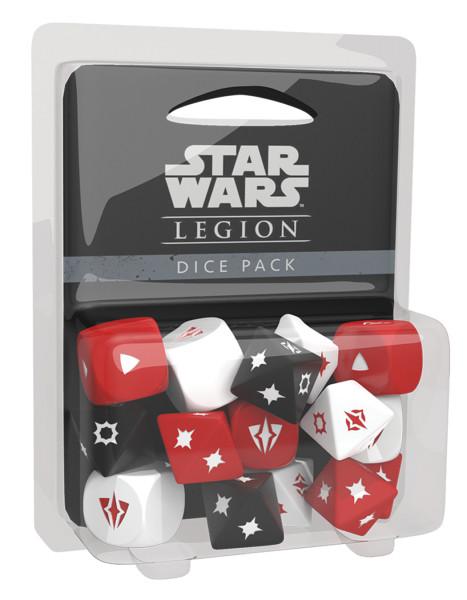 Star Wars: Legion - Dice Pack/Würfel-Set