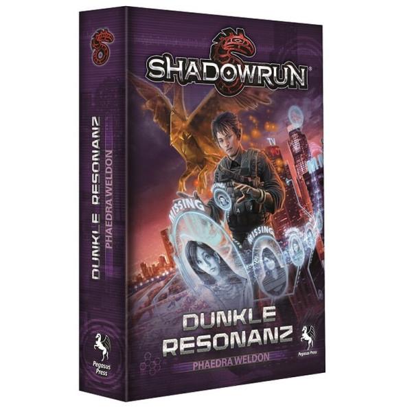 Shadowrun Roman: Dunkle Resonanz (Roman)