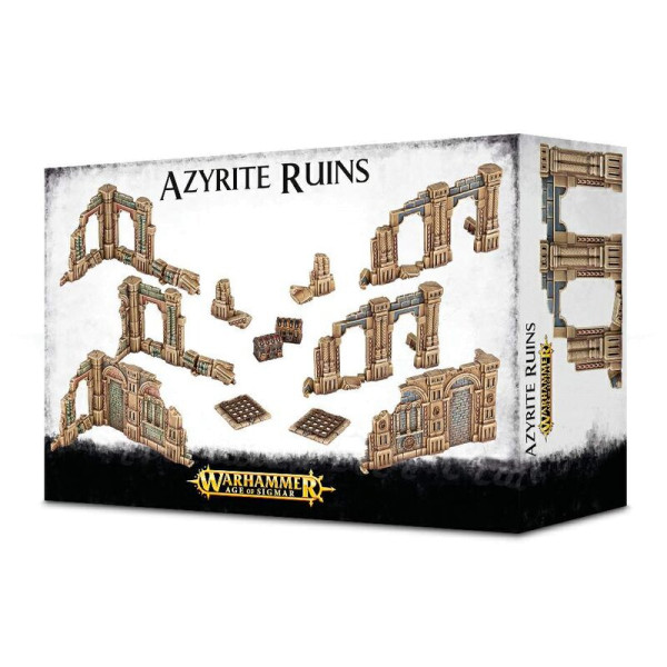 AGE OF SIGMAR: AZYRITE RUINS (64-72)