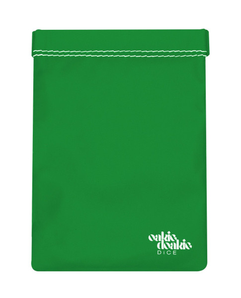 Oakie Doakie Dice Bag large - green
