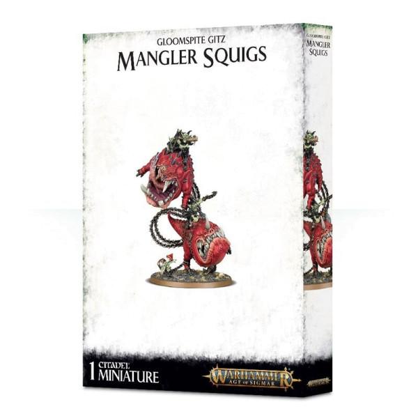 GLOOMSPITE GITZ MANGLER SQUIGS (89-46)