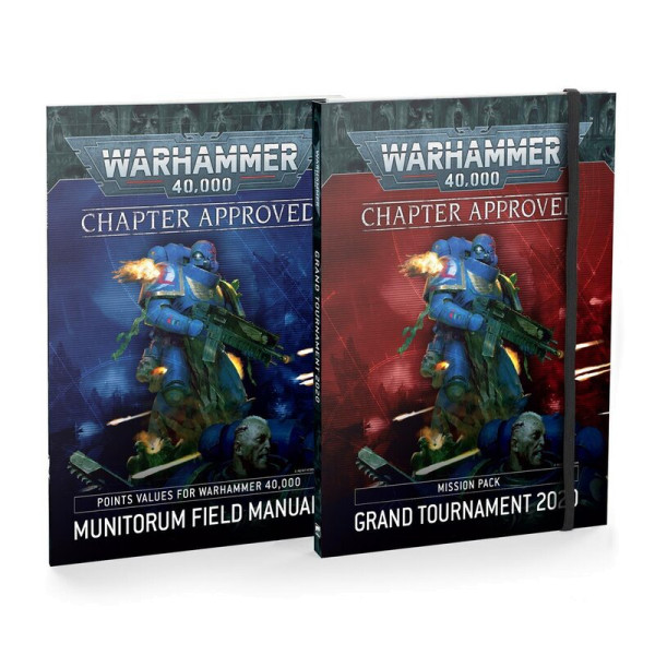 WH40K: CHAPTER APPROVED 2020 (ENG) (40-10)