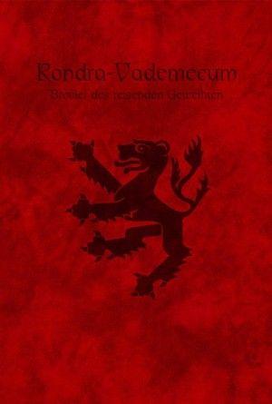 Rondra Vademecum Überarbeitete 4. Auflage
