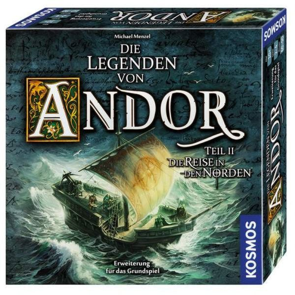 Die Legenden von Andor - Teil II Die Reise in den Norden
