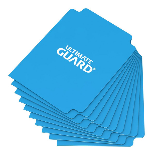 Card Dividers Standard Size Light Blue