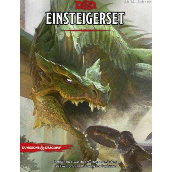 Dungeons & Dragons Einsteigerbox 4. überarb. Auflage