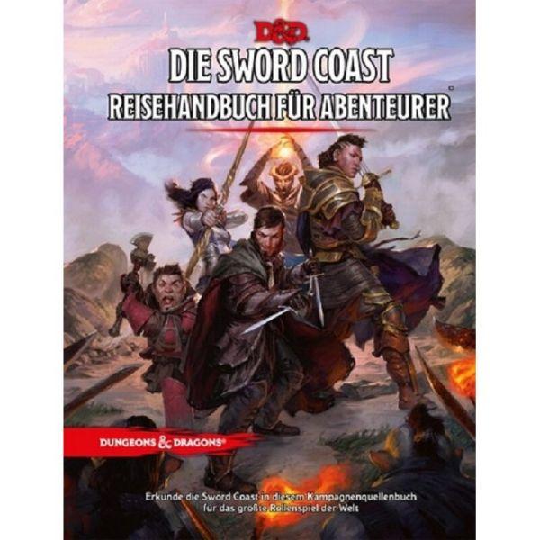 D&D: Abenteurerhandbuch für die Schwertküste
