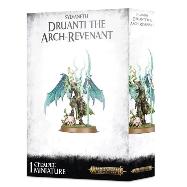 SYLVANETH DRUANTI THE ARCH-REVENANT (92-19)
