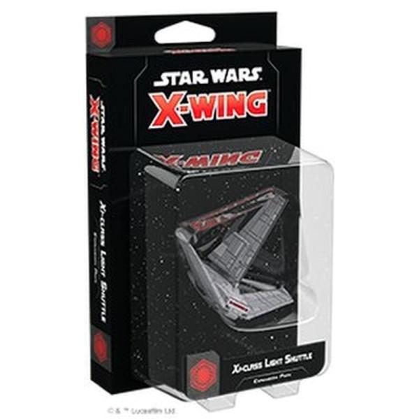 Star Wars: X-Wing 2.Ed. - Leichtes Shuttler Xi-Klasse