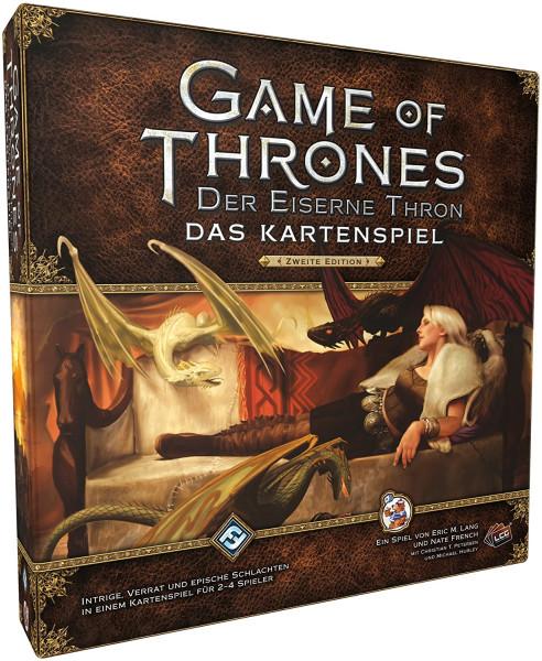 Game of Thrones Kartenspiel 2 Edition - Grundspiel